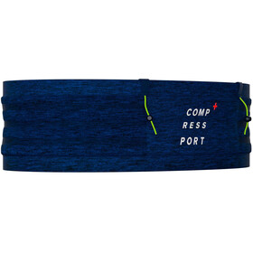 Compressport PRO Free Cinturón, blue